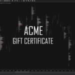Acme Gift Cert